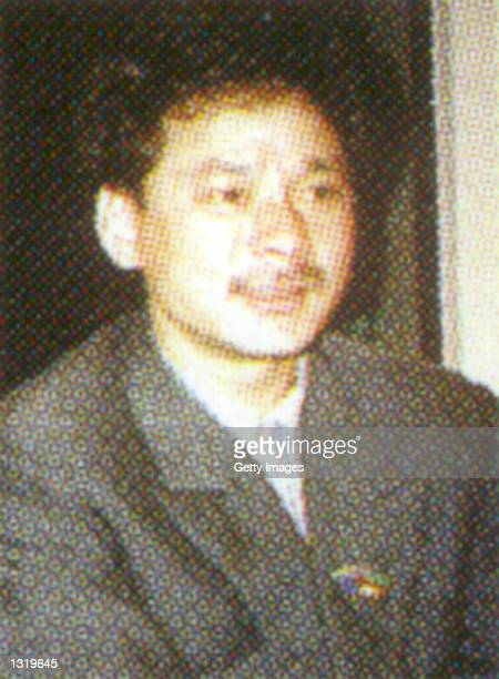 Nepalese pop musician Praveen Gurung who was killed by Crown Prince Paras Shah in a hit and run accident August 6 poses for a portrait in an undated...