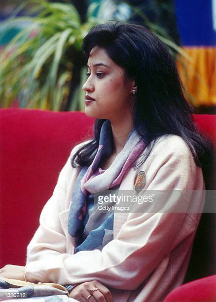 Nepalese Princess Shruti sits in an undated photo The public continues to mourn the murder the princess and other members of the royal family after...