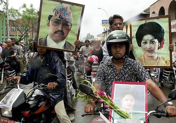 NPL: 1st June 2001: Nepalese Royal Family Massacre