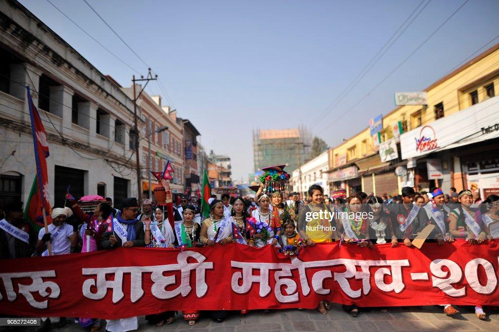 Maghi festival  celebrations in Nepal