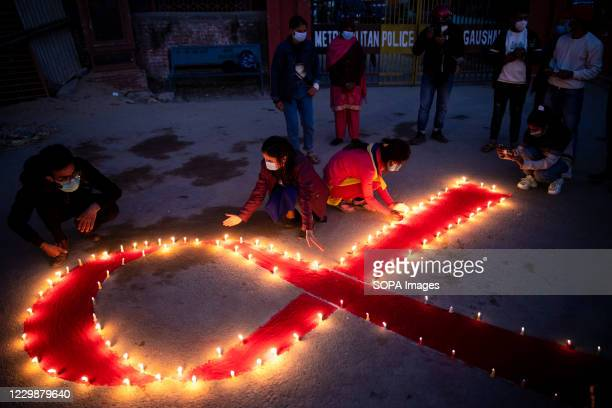 """Nepalese women and Children from """"Maiti Nepal"""", a rehabilitation and orphanage home for HIV-affected children, women, and victims of trafficking,..."""