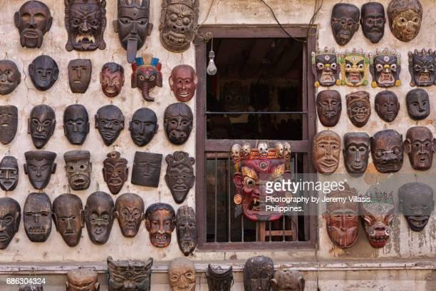 Nepali Masks, Kathmandu Durbar Square