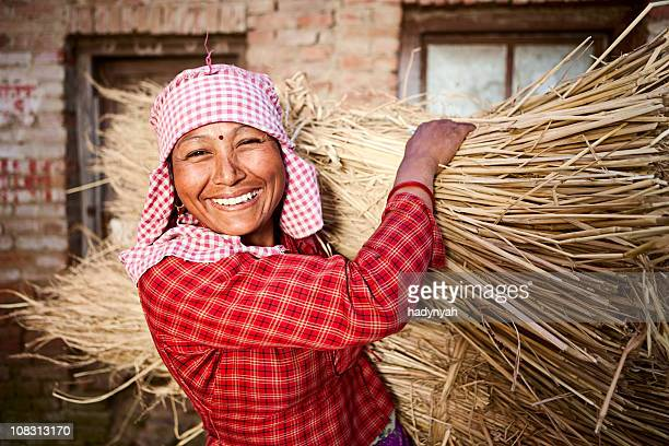 nepali woman - indigenous culture stock pictures, royalty-free photos & images