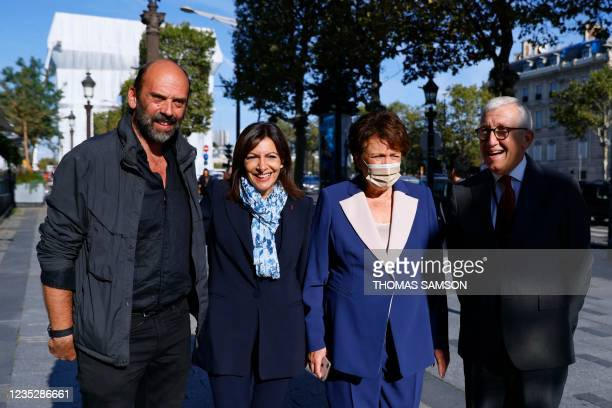 Nephew of late Bulgarian born artist Christo Vladimir Javacheff, Paris Mayor and Socialist candidate for the 2022 presidential elections Anne...