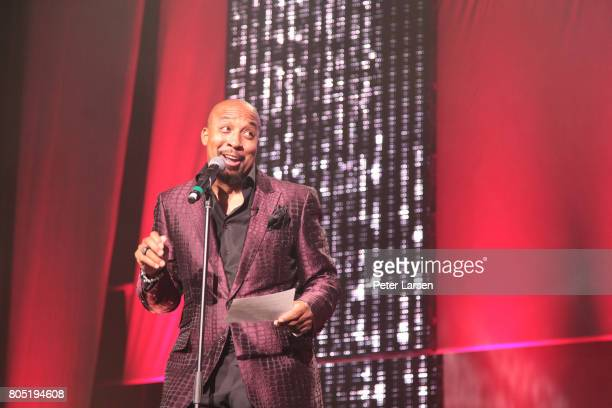 Nephew Tommy hosts Megafest 2017 'A Time To Laugh' Comedy Show at the Kay Bailey Convention Center on June 30 2017 in Dallas Texas