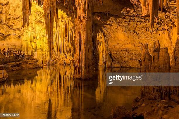 Neptune's Caves of Alghero, Sardinia (Italy)