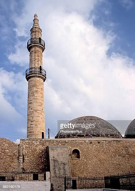 Neratze Mosque in Rethymno, Crete