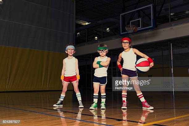 Uncool Basketball Team