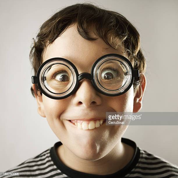 nerd boy - idiots stock pictures, royalty-free photos & images