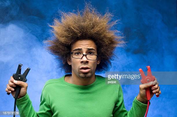 nerd causing short circuit