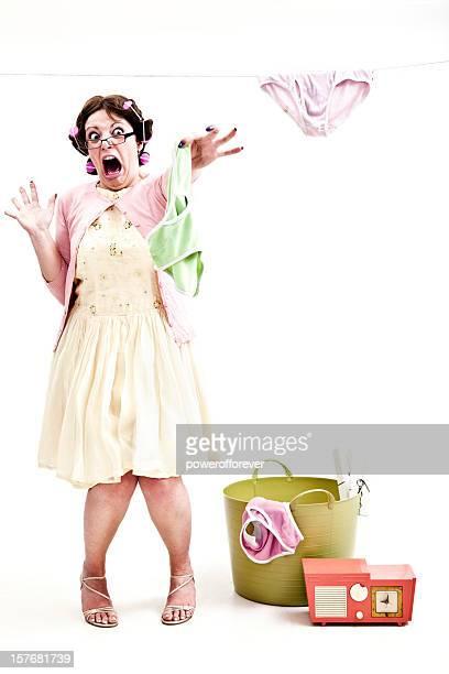 uncool wäscherei - junge in unterhose stock-fotos und bilder
