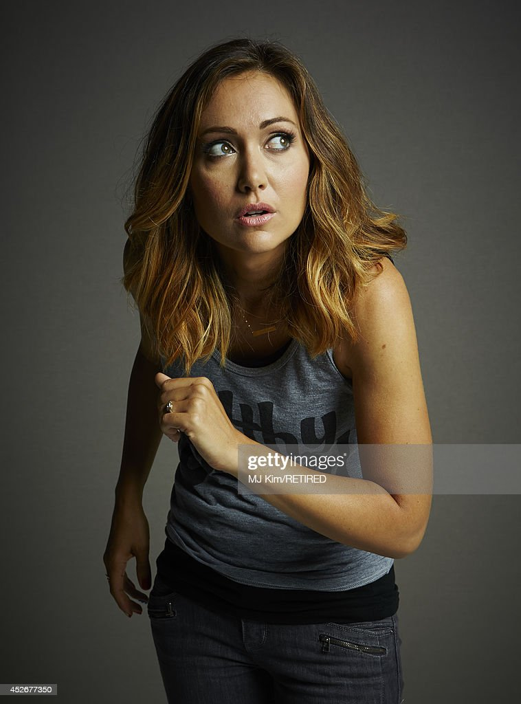 Getty Images Portrait Studio Powered By Samsung Galaxy At Comic-Con International 2014 : News Photo