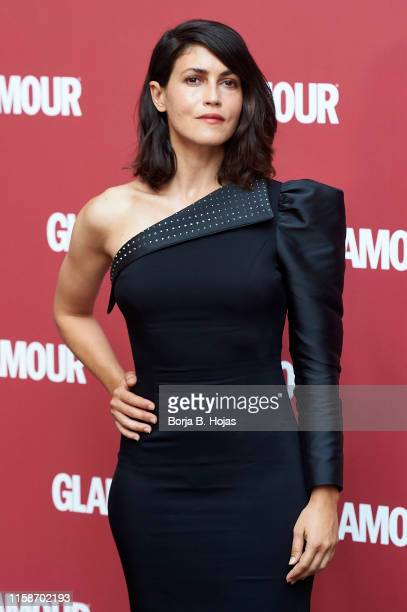 Nerea Barros attends 'Glamour' dinner honouring Chiara Ferragni at AC Santo Mauro Hotel on June 27 2019 in Madrid Spain