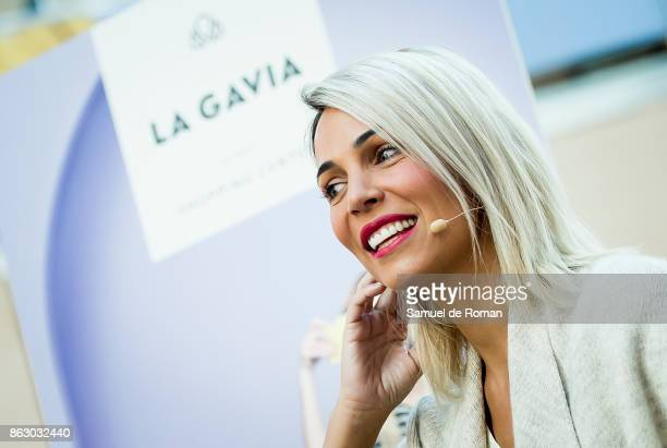 Nerea Garmendia attends the '#Doityourselfie' Masterclass in Madrid on October 19 2017 in Madrid Spain