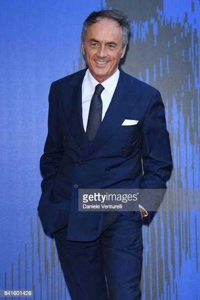 Nerio Alessandri attends the Franca Sozzani Award during the 74th Venice Film Festival on September 1 2017 in Venice Italy