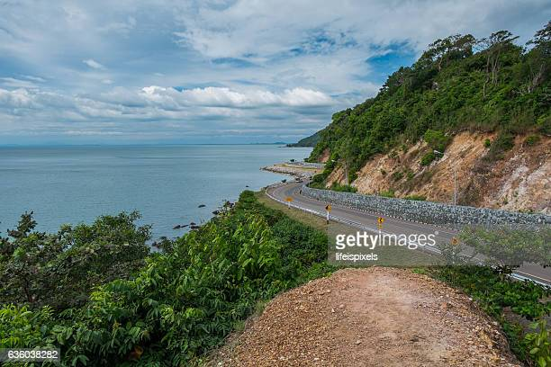 nern nang phaya hill scenic point in chanthaburi, thailand - lifeispixels stock pictures, royalty-free photos & images