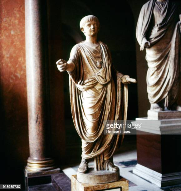 Nero as a Boy Roman Emperor c1st century Nero was the last Roman emperor of the JulioClaudian dynasty He was adopted by his greatuncle Claudius and...