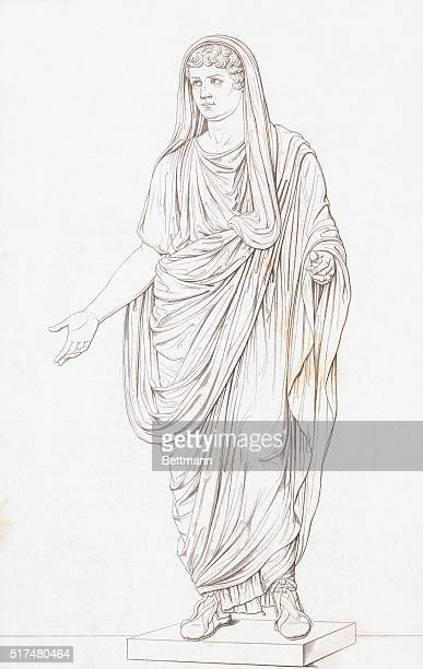 Nero Claudius Drusus generally known as Nero was a roman general and emperor of Rome