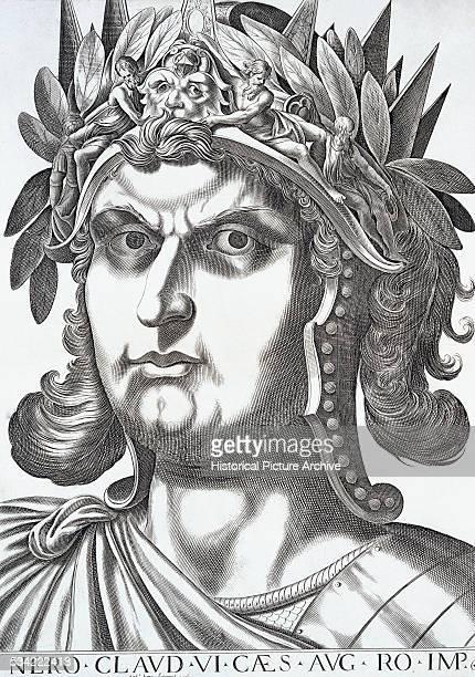 Nero Emperor of Rome by Antonius