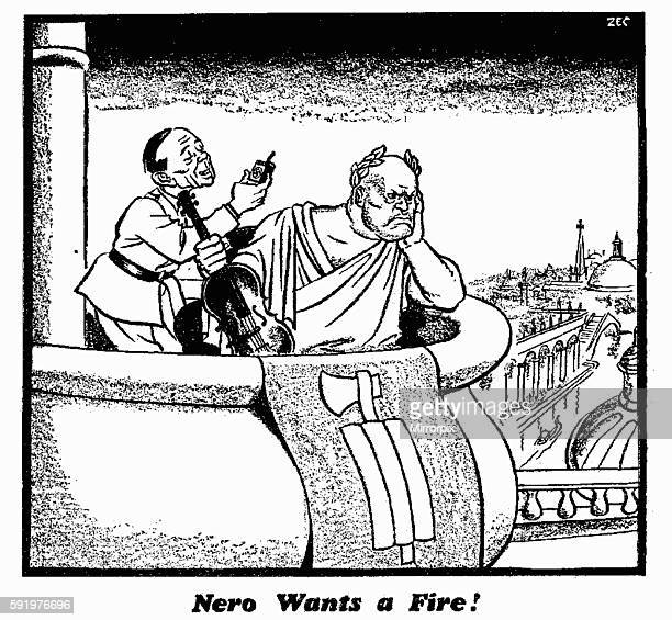 Nero Wants a Fire! 27th April 1940