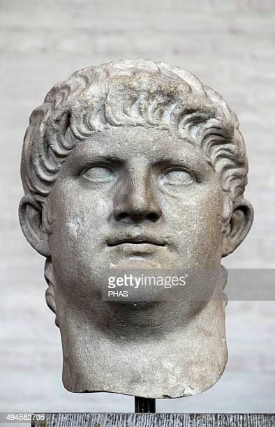 Nero Was Roman Emperor from 54 to 68 and the last in the JulioClaudian dynasty Nero was adopted by his great uncle Claudius Bust Glyptothek Munich...