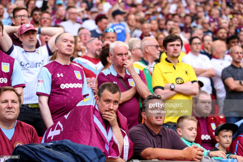 Aston Villa v Fulham - Sky Bet Championship Play Off Final : News Photo