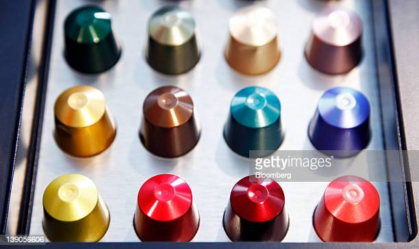 Nespresso Press Stock Photos And Pictures Getty Images