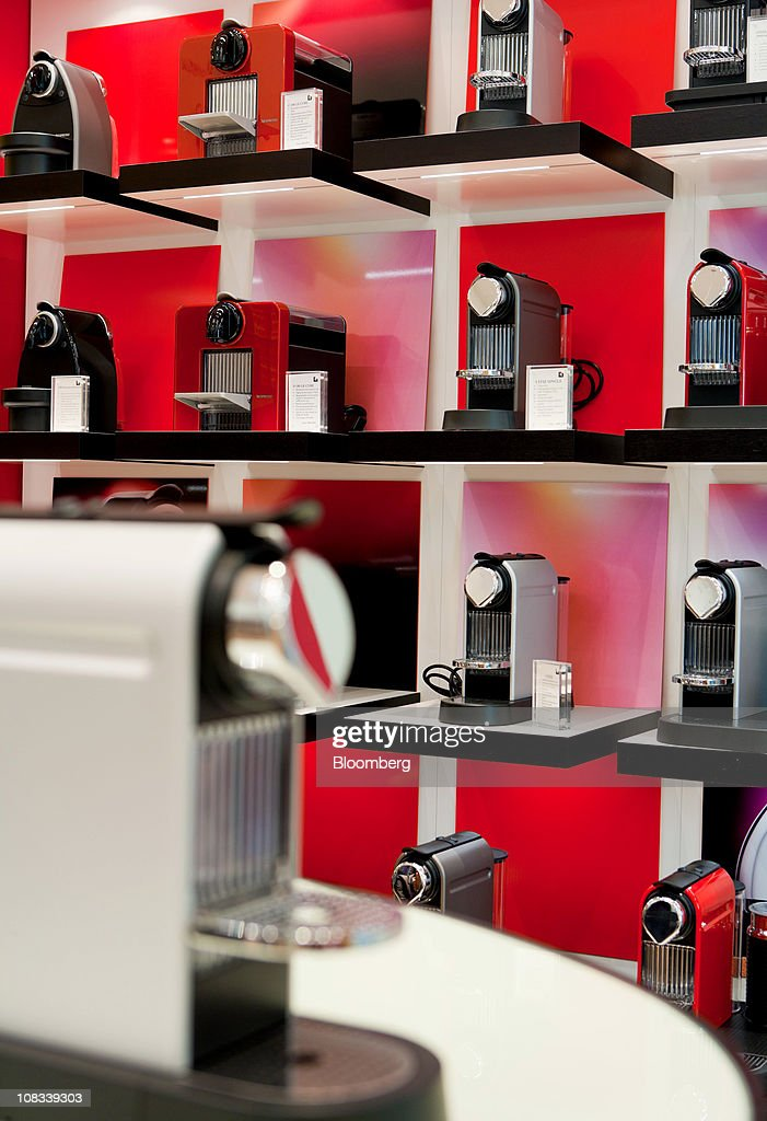 A Nespresso Boutique Photos and Images | Getty Images