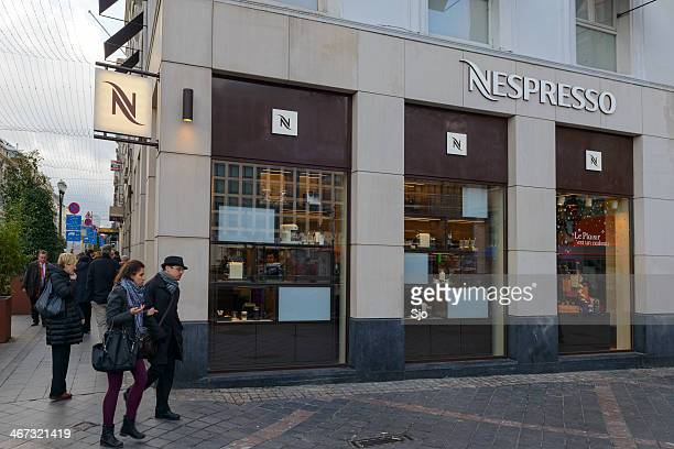 Magasin à café Nespresso
