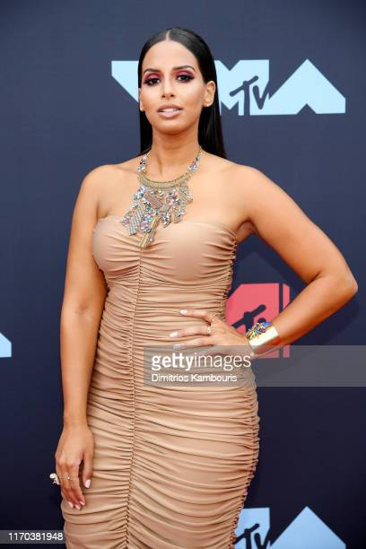 Nessa attends the 2019 MTV Video Music Awards at Prudential Center on August 26 2019 in Newark New Jersey