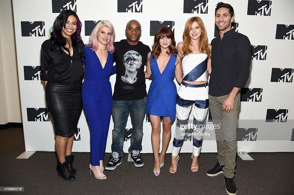 MTV 2015 Upfront Presentation - Press Junket : Foto jornalística