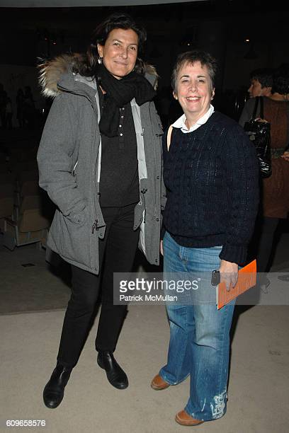 Nessia Pope and Phyllis Tuchman attend Peter and The Wolf A Family Holiday Benefit for Works Process at the Guggenheim hosted By Isaac Mizrahi at The...