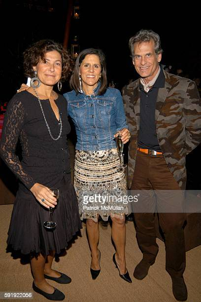 Nessia Pope Judy Hudson and Andrew Klink attend FENDI 80th ANNIVERSARY All Hallow's Eve Party hosted by KARL LAGERFELD at 25 Broadway on October 29...