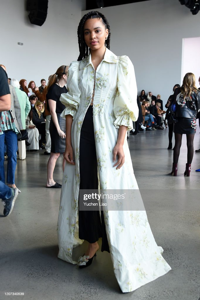 Brock Collection - Front Row - February 2020 - New York Fashion Week: The Shows : News Photo