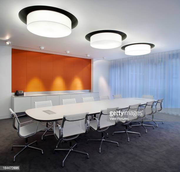 Nesta London United Kingdom Architect Bennett Interior Design Nesta Meeting Room