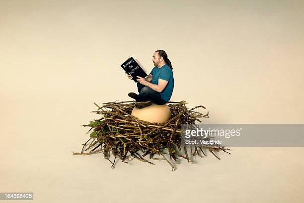 nesting - human egg stock photos and pictures