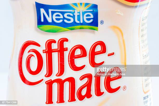 Nestlé Coffeemate CoffeeMate is a nondairy creamer manufactured by Nestlé available in powdered liquid and concentrated liquid forms