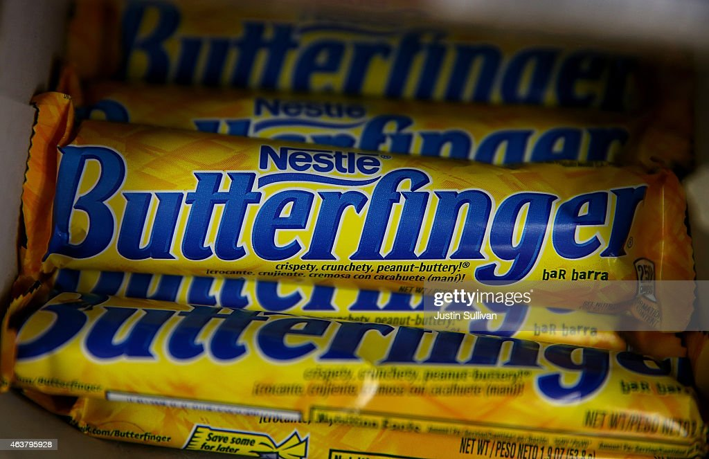 Candy Maker Nestle Announces It'll Stop Using Artificial Flavors And Colors : News Photo