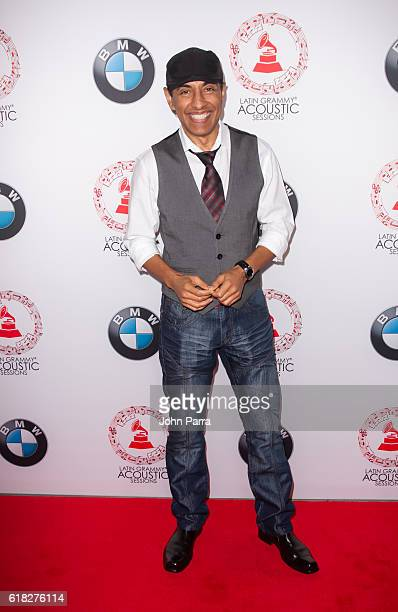 Nestor Torres attends the Latin GRAMMY Acoustic Sessions Miami on October 25 2016 in Miami Florida