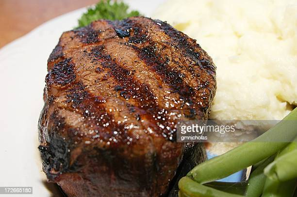 filet - seared stock photos and pictures