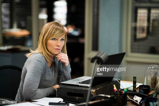 UNIT 'Net Worth' Episode 1816 Pictured Kelli Giddish as Detective Amanda Rollins