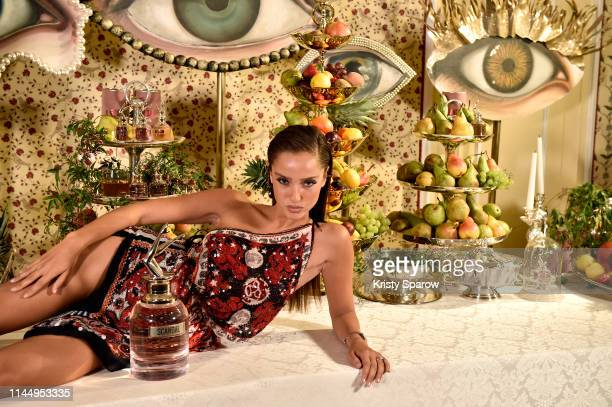 Neta Alchimister attends the Scandal A Paris JeanPaul Gaultier's New Fragrance Launch Dinner Party at Lassere on April 24 2019 in Paris France