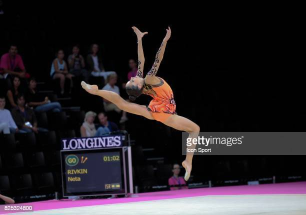 Neta Rivkin Ruban Championnats du Monde de Gymnastique Rythmique et Sportive 2011 GRS Montpellier