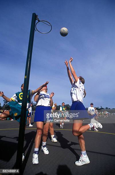Netball NSW Championships in Kellyville