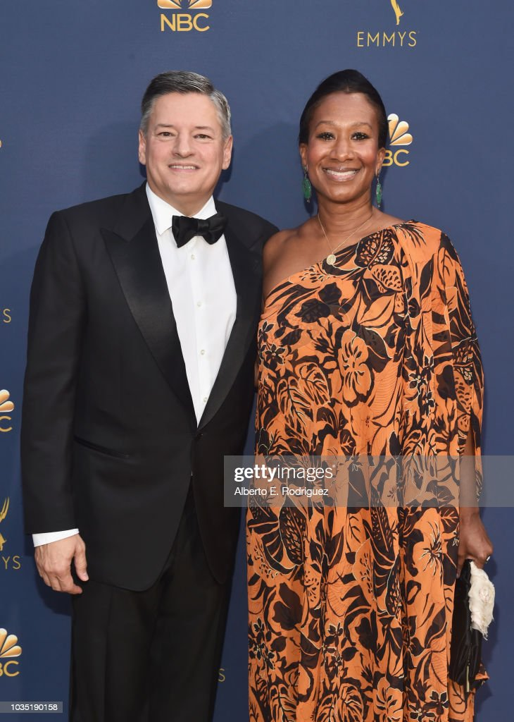 70th Emmy Awards - Executive Arrivals