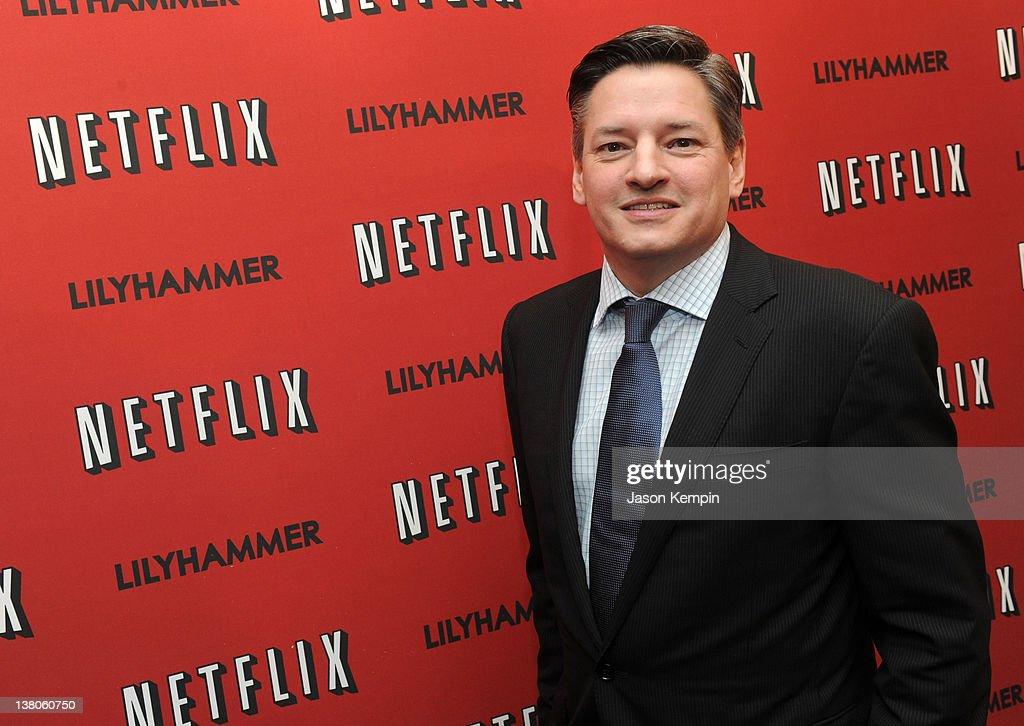 "North American Premiere Of ""Lilyhammer"", A Netflix Original Series : ニュース写真"