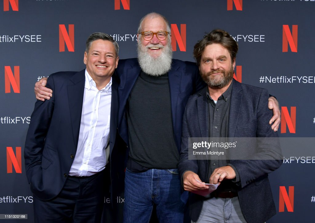 "CA: Netflix FYSEE ""My Next Guest Needs No Introduction with David Letterman"" ATAS Official Presentation and Reception"