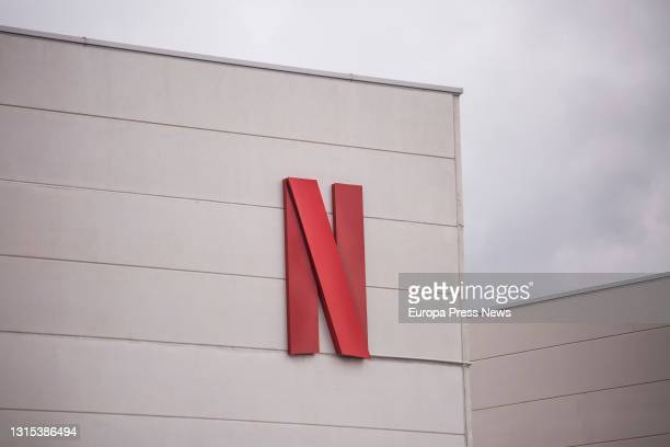 Netflix headquarters in Spain, as of April 30 in Tres Cantos, Madrid, Spain. The headquarters, which opened two years ago, will double its sets and...