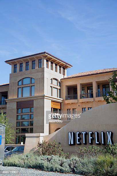 netflix headquarters - base stock pictures, royalty-free photos & images