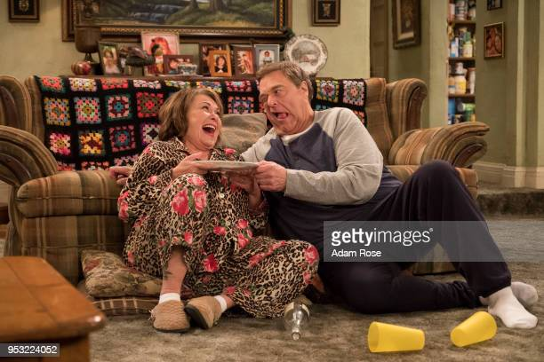 "Netflix & Pill"" - After celebrating their 45th anniversary, Roseanne reveals to Dan a bigger problem with her bad knee. Meanwhile, Crystal announces..."